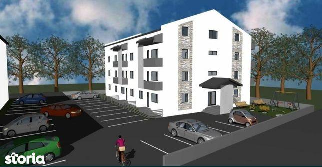 Bloc nou zona Ford Capsunarie apartement 2 camere