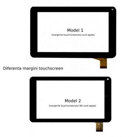 Touchscreen Geam Sticla Fata Ecran Tactil Utok 700D