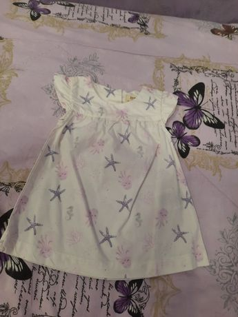 Бебешки роклички за малки госпожици Mayoral, boboli,lupilu