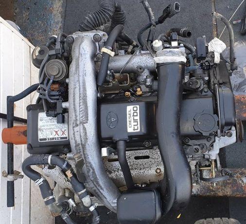 Motor Toyota hilux surf 3.0 turbo diesel