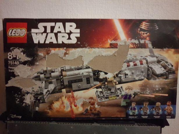 75140 lego star wars военный транспорт сопротивления