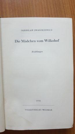 Carte veche in limba germana Jaroslaw Jwaszkiewicz - 1956
