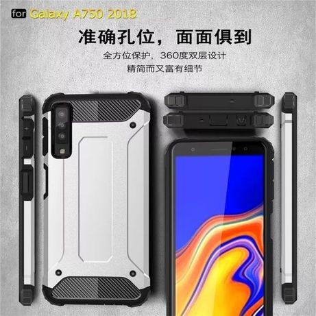 Удароустойчив кейс калъф Samsung Galaxy A9 A7 J6 J6+ A6+ J4+ J8 2018