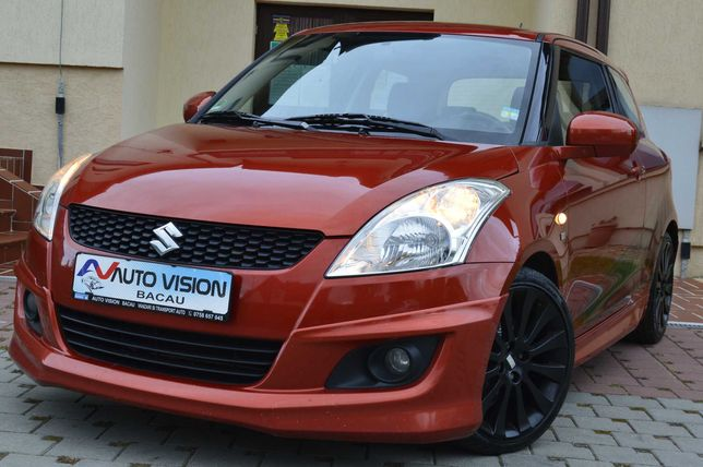 *RATE*Suzuki Swift X-ITE 2012 euro5 1.3benzina 94cp km real unicat top