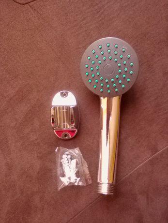 нова душ слушалка за баня с комплект за монтаж