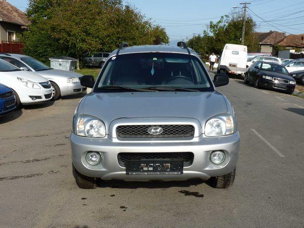 Hyundai SantaFe 2.0D 4x4