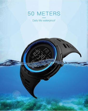 часовник SKMEI Blue Sport
