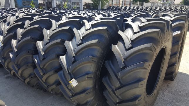 16.9-30 cauciucuri noi de tractor 14 PLIURI anvelope noi cu garantie