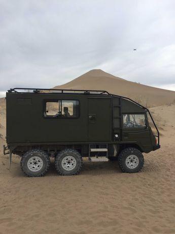 Внедорожные джип - туры по Алматинской области на вездеходе