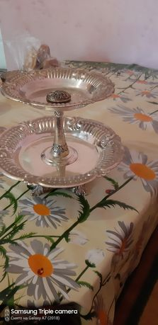 Посуда мельхюр под серебро 10,000₸