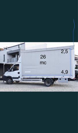 Transport bagaje,mobila/10 paleti/factura firma