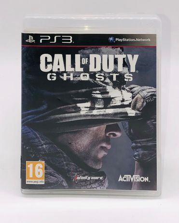 Call of Duty Ghost ps3 playstation ps 3