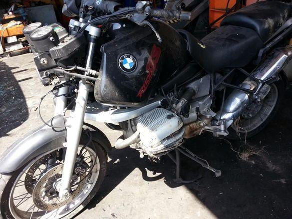 Мотоциклет БМВ(BMW R1100 GS) на части