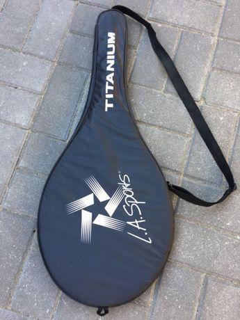 Vand racheta tenis Titanium LA Sports