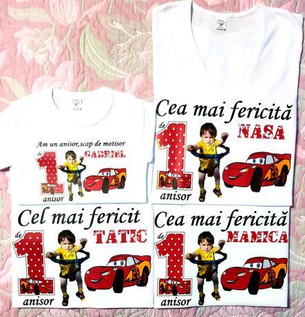 Seturi pentru mot, tricouri personalizate și tavita cu accesorii