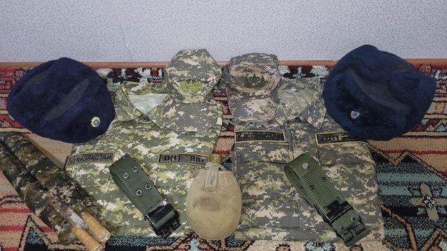 Военная форма (полный комплект) Военная кафедра