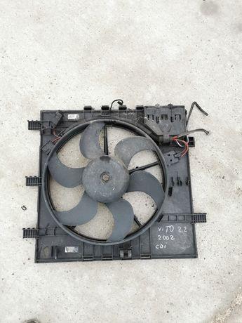 Ventilator electroventilator 2.2 cdi euro 3 Mercedes vito 2002