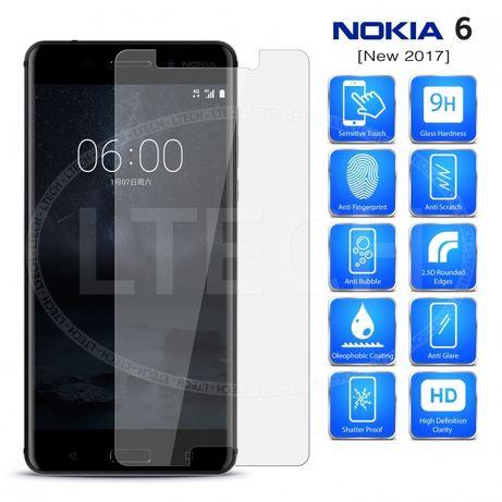 Стъклен протектор за Nokia 2 / Nokia 3 / Nokia 5 / Nokia 6 / 7+ Plus 8