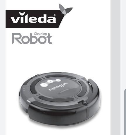 robot aspiraror inteligent Vileda