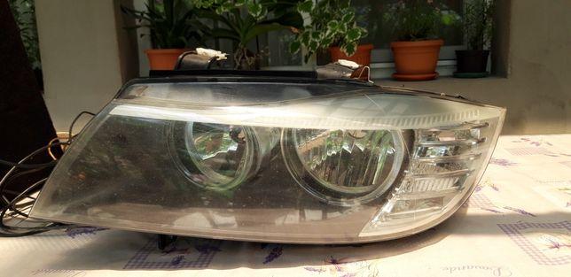 Faruri BMW 320d, 2009