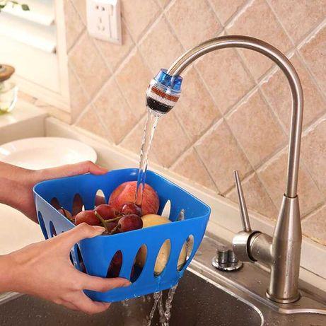 угольный очиститель воды Filter Tap
