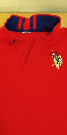 Тениска с къс ръкав за момчеPolo Ralph Lauren