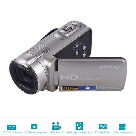 Видеокамера Andoer HDV-312P Full HD