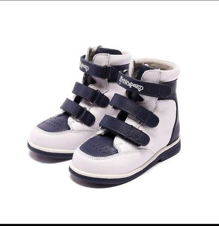 Обувь ортопедическая подростковая