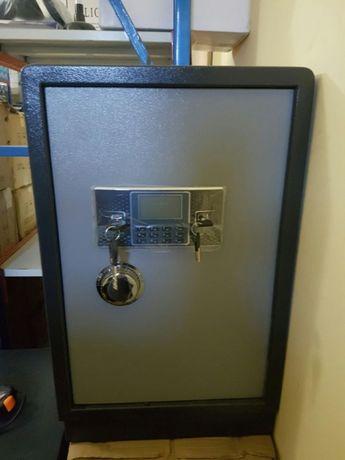 Seif metalic 70cm cu sertar interior