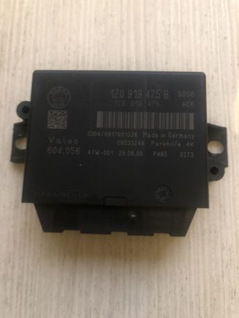 Modul senzori parcare Skoda Octavia 2 Fl, Passat B6 1Z0919475B