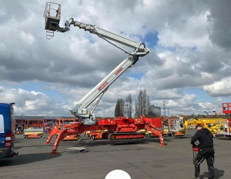 Продается телескопический подъёмник 50 метров