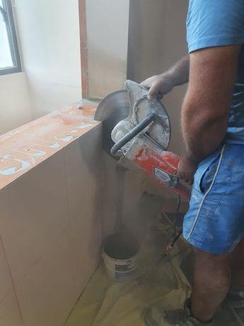 Taiere beton armat pereti