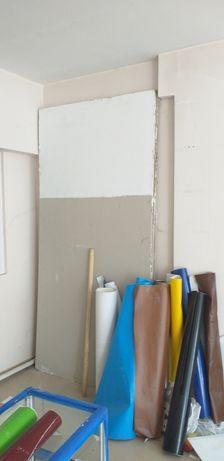 Б/У стройматериалы гипсокартон, двери и т.д