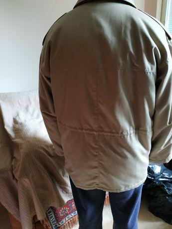 Мъжко  яке, тип шуба