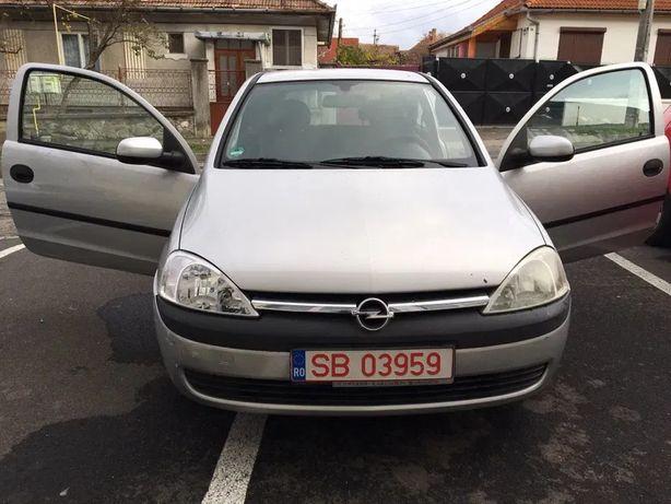 Opel Corsa C, 1.0, Clima, Germania