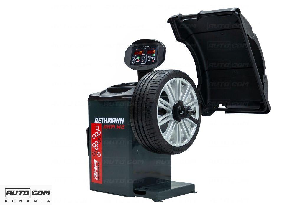 Aparat echilibrat roti RHM W2 automat cu laser REIHMANN