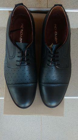 Мъжки обувки половинки летни