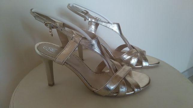 Sandale elegante piele