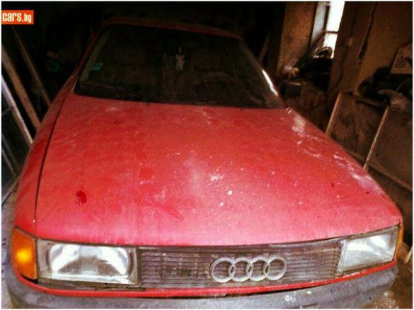 Audi 80 Ауди 80 на части 1.8
