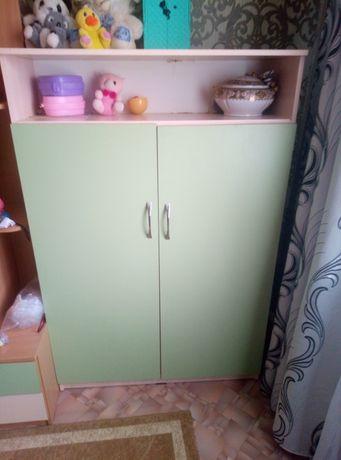 Детская мебель шкаф