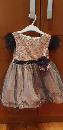 Невероятна рокличка за малка принцеса