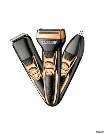 Машинка для стрижки волос Триммер бороды и усов CRONIER CR-9022