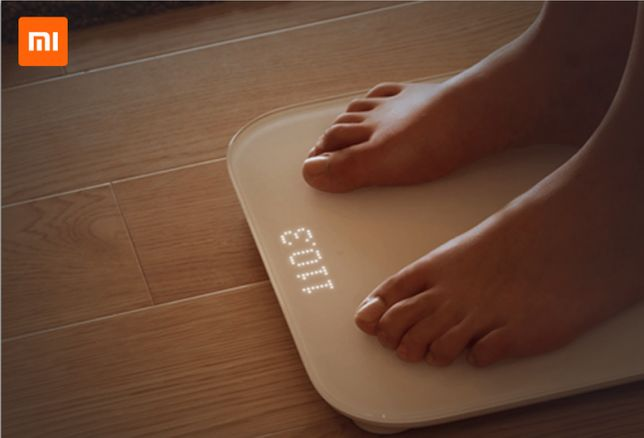 Xiaomi Smart Scale 1 и 2, Умные весы первая и вторая модель