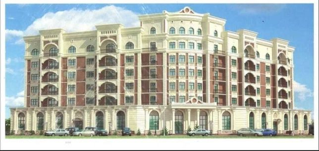 Коммерческие помещения площадью от 153,8 м2.