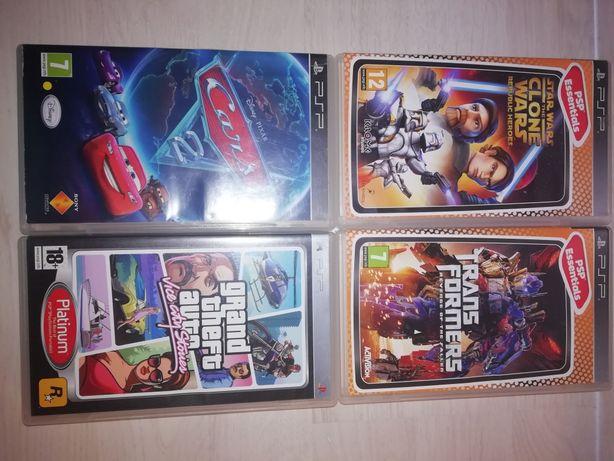 Set 5 jocuri Playstation Portable