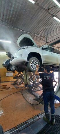 Антикор для авто в Алматы мойка днища