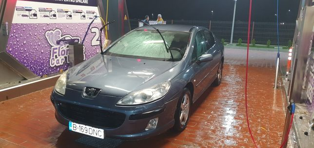 Peugeot 407 1.8 benzina gpl 2008