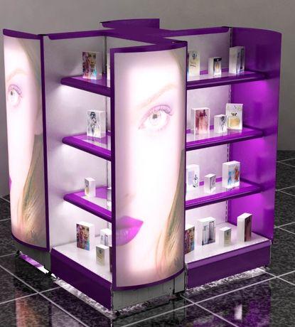 Стелаж за козметика