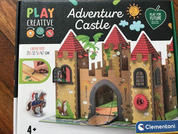 Креативна детска игра/Adventure castle Clementoni