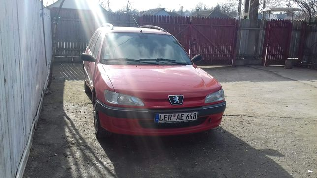 Peugeot 306 1,4 benzina